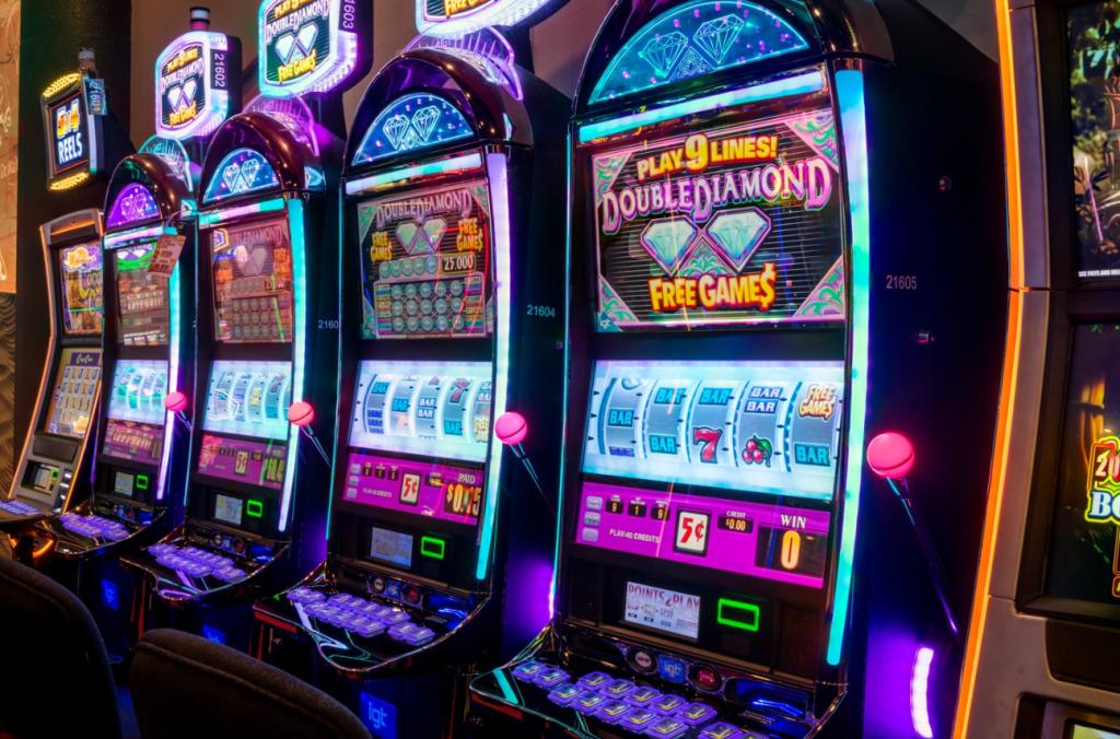 Parali Slot Oyun Taktikleri Nelerdir